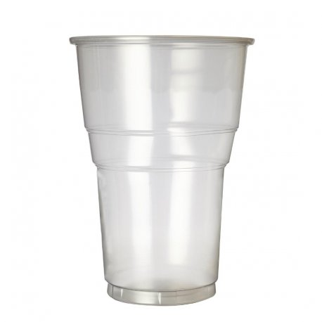 Plastico Premium Pint Glass CE Marked (Pack of 1000)