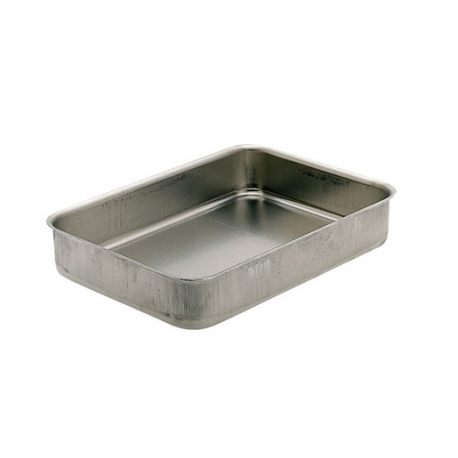 Baking Pan Aluminium 8ltr 42 x 30 x 7cm (Sold Singly)