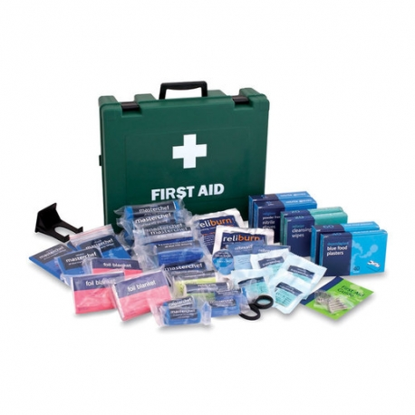 Essential Catering First Aid Kit Standard Large (Sold Singly)