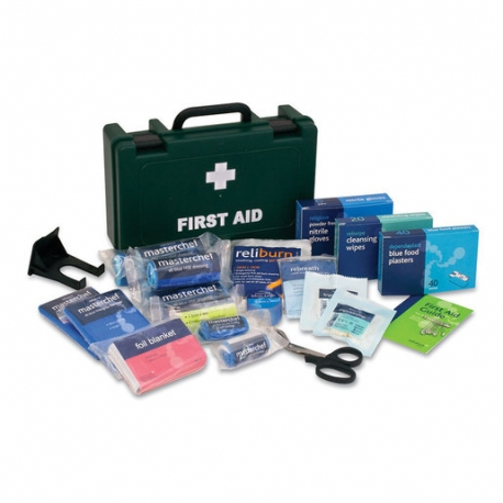 Essential Catering First Aid Kit Standard Small (Sold Singly)
