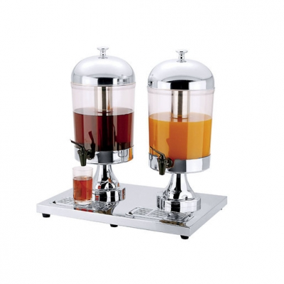 Double Juice Dispenser 2 x 8Ltr (Sold Singly)