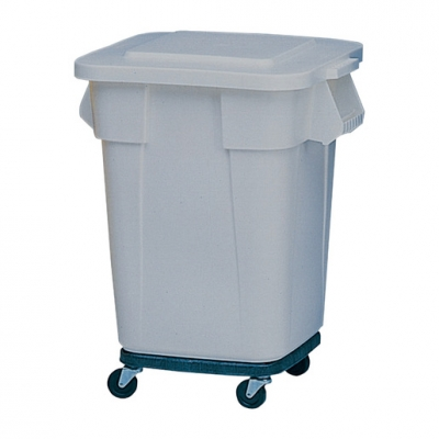 Brute Square Containers Grey 106ltr (Sold Singly)