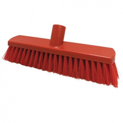 280mm Floor Brush Soft Red (Sold Singly)