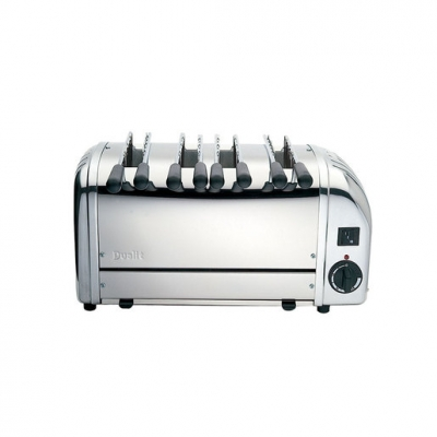 Dualit 41036 4 Slot Sandwich Toaster - Polished (Sold Singly)