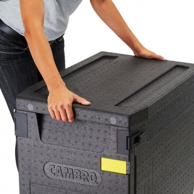 Go Box Insulated Gastronorm Carrier (Sold Singly)
