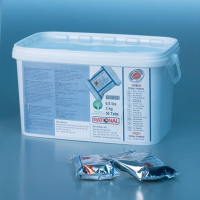 Rational RinseAid Tablets fr Ovens w/out CareControl (Sold Singly)
