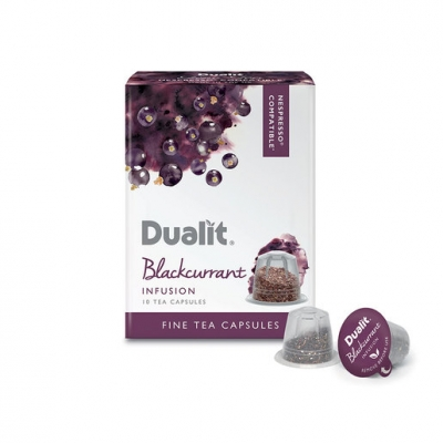 Dualit Fine Tea Capsule - Blackcurrant (60 pcs)