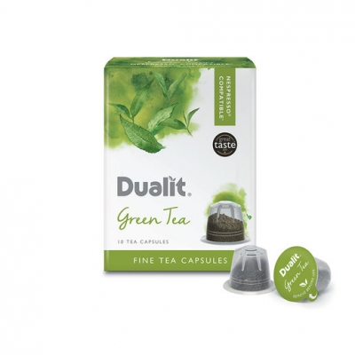 Dualit Fine Tea Capsule - Green (60 pcs)