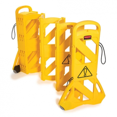 Portable Mobile Barrier System (Sold Singly)