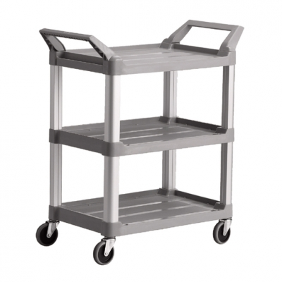 Trust 3 Tier Utility Trolley White (Sold Singly)