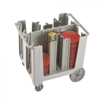 Cambro Adjustable Dish Cart Capaciity 360 Plate (Sold Singly)