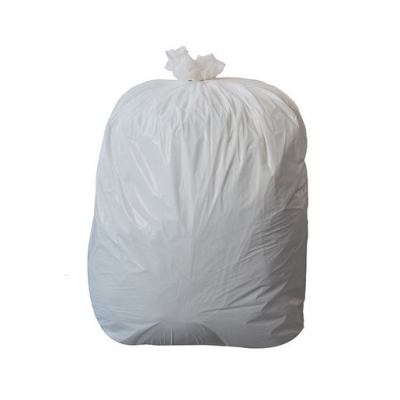 Coloured Refuse Sack 10KG White (200 pcs)