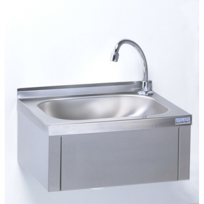 Knee Operated Hand Wash Basin (Sold Singly)