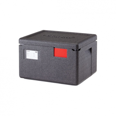 Cambro GoBox Top Loader Insulated Carrier 1/2GN 15cm (Sold Singly)