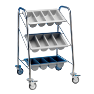 Cutlery Trolleys