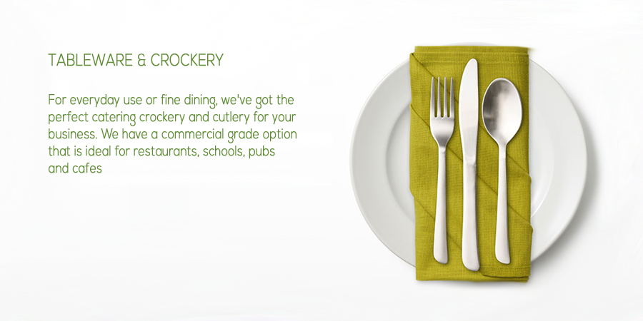 Tableware & Crockery Image