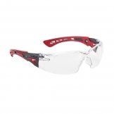Bolle Safety Rush Plus Safety Glasses Clear Lens