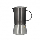 4 Cup Stovetop Espresso Maker (Sold Singly)