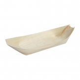 Fiesta Green Biodegradable Wooden Boats 190mm (Pack of 100)
