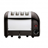 Dualit 40344 4 Slot Vario Toaster - Black (Sold Singly)