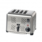 Chefmaster 4 Slot Toaster (Sold Singly)