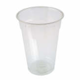Huhtamaki Disposable Pint to Brim Tumbler (Pack of 500)