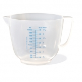 Measuring Jug Polypropylene 2ltr (Sold Singly)