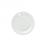 Great White Coffee Saucer 6.25 inch 16cm (12 pcs)