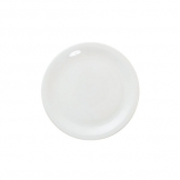 Great White Narrow Rim Plate 6.25 inch 16cm (6 pcs)
