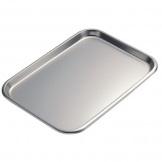 Butchers Tray Stainless Steel 40 x 30 x 3cm (Sold Singly)