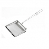 Chip Shovel Fine Mesh Stainless Steel (Sold Singly)