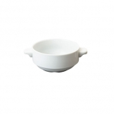 Great White Lugged Soup Bowl 10oz 28cl (12 pcs)