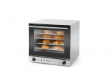 Hendi Humidified convection oven H90S
