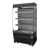 Atosa YLK480L Open Multideck with Night Blind 1000mm