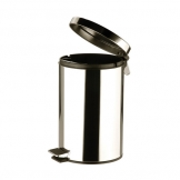 Pedal Bin Stainless Steel 12ltr (Sold Singly)