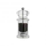 Acrylic Pepper Mill 14cm High (Sold Singly)