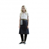 Sharp Chef Outfitter Denim Bar Apron (Sold Singly)