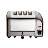 Dualit 40348 4 Slot Vario Toaster -Metallic Charcoal (Sold Singly)
