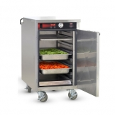 FWE HLC-7 Mobile Heated Holding Cabinet
