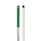 Abbey Hygeine Handle - Green Grip 137cm 54 inch (Sold Singly)