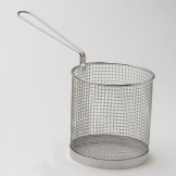 Spaghetti Basket Stainless Steel 15cm (Sold Singly)