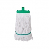 Prairie Hygiemix Kentucky Mop Head Green 450gm (Sold Singly)