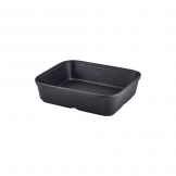 Genware Forge Buffet Stoneware Baking Dish 20 x 24.5 x 6.5cm