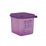 Allergen Airtight Container GN 1/6 x 150mm (Sold Singly)