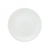 Great White Coupe Plate 10 inch 26cm (6 pcs)
