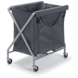 Numatic Servo-X NX 1501N Folding Waste Cart 150Ltr
