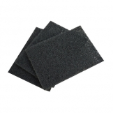 Flat Cleaner Griddle Pads 14 x 10cm (60 pcs)