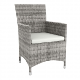 Stag Comfort Arm Chair - Grey