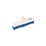 Abbey Hygiene Deck Scrub Head 23cm Blue (Sold Singly)