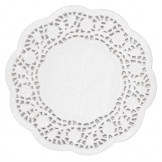 Fiesta Round Paper Doilies 300mm (Pack of 250)